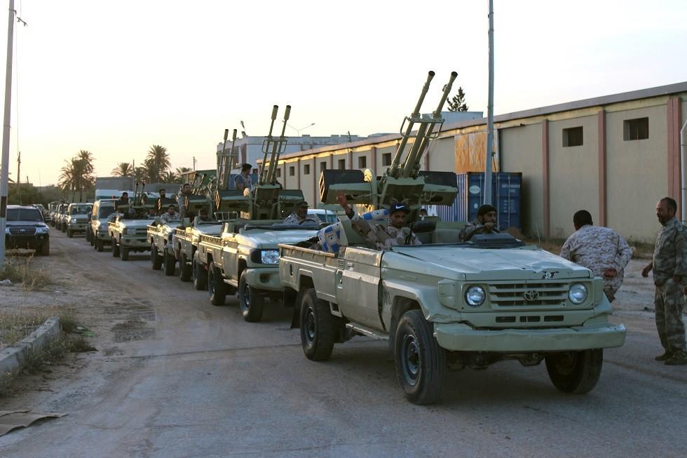 ليبيا.. مقتل شخصين في قصف استهدف منزلا بمنطقة قصر بن غشير جنوب طرابلس -