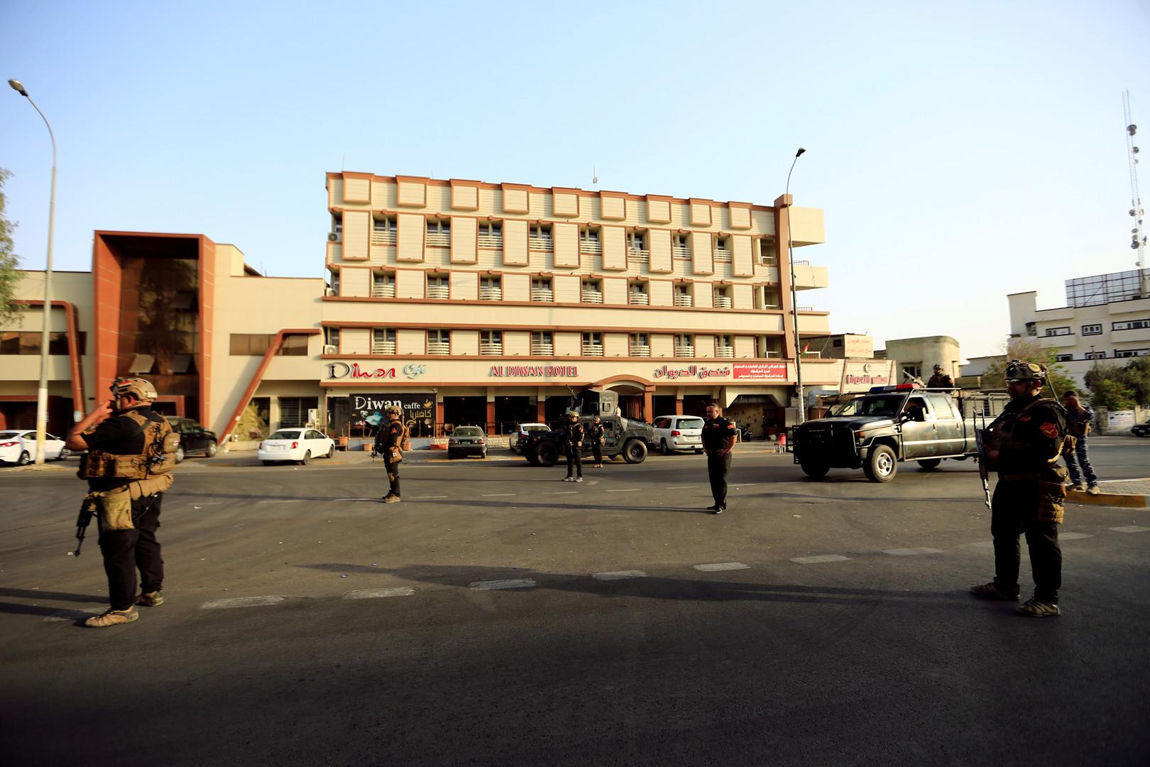 مركز كركوك (صورة من الأرشيف)