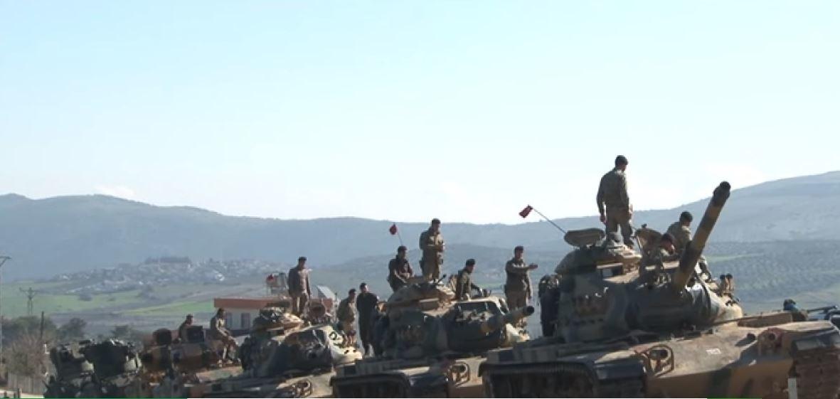 أردوغان يتهم دمشق بعرقلة خفض التصعيد