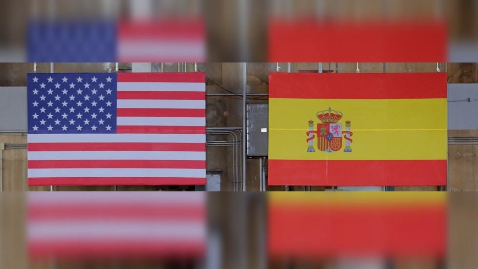 إسبانيا توضح سبب سحب فرقاطتها الحربية من القوة الأمريكية المتجهة صوب إيران