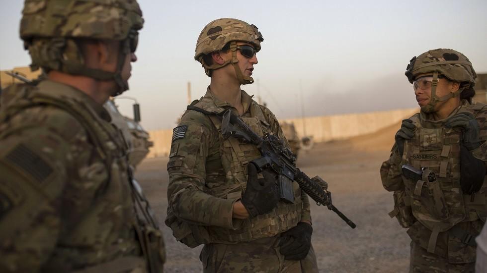 القوات الأمريكية في العراق في حالة تأهب بسبب تهديدات