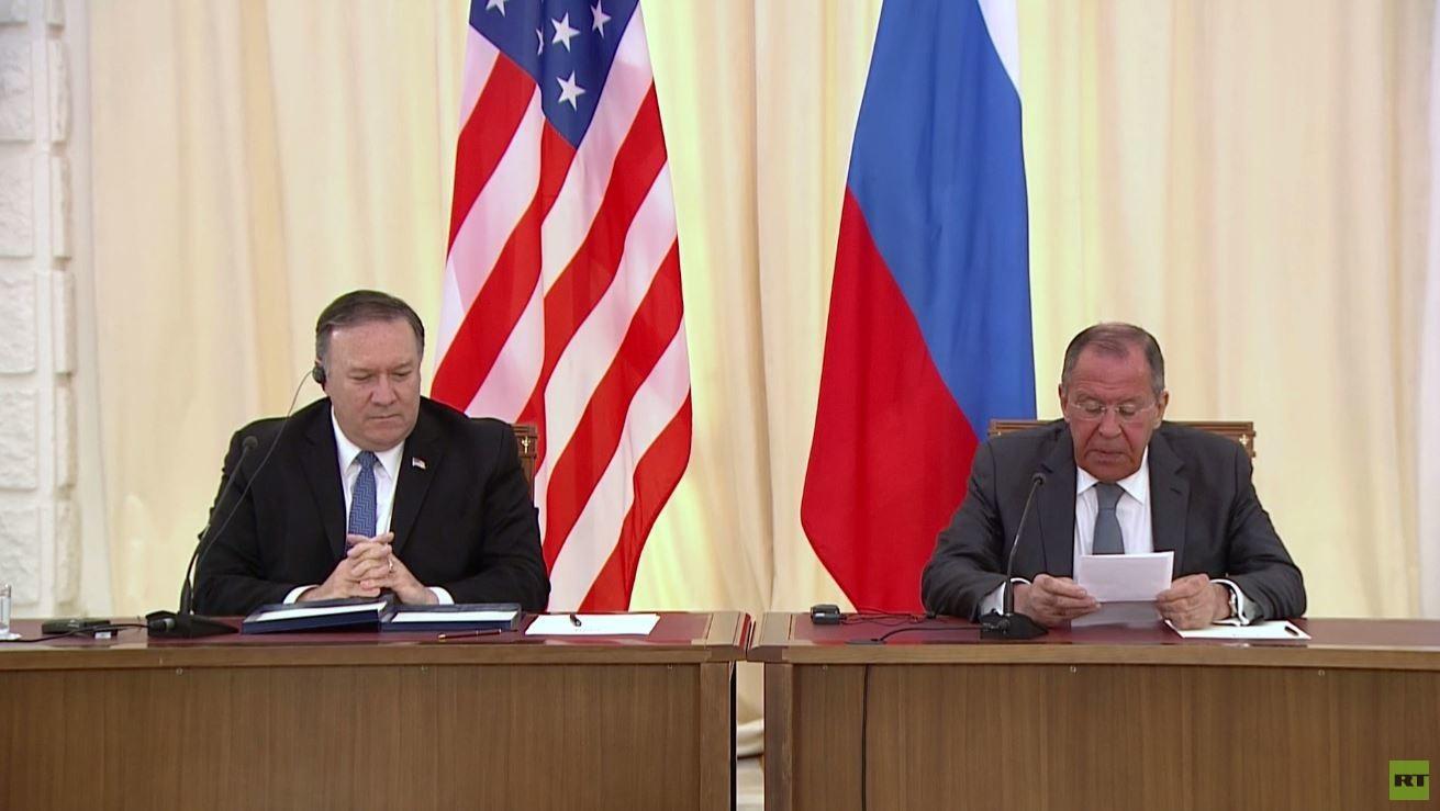 موسكو وواشنطن تؤكدان أهمية مواصلة الحوار