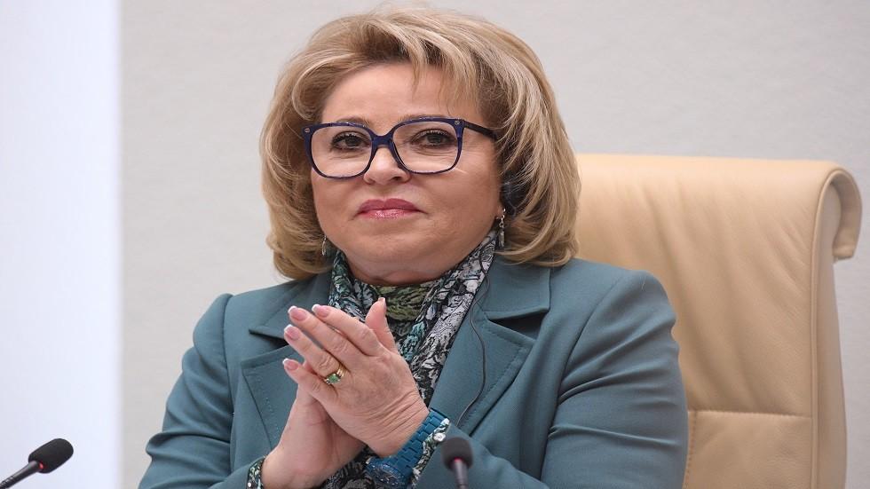 وفد روسي برئاسة ماتفيينكو يبدأ زيارة رسمية إلى تركيا