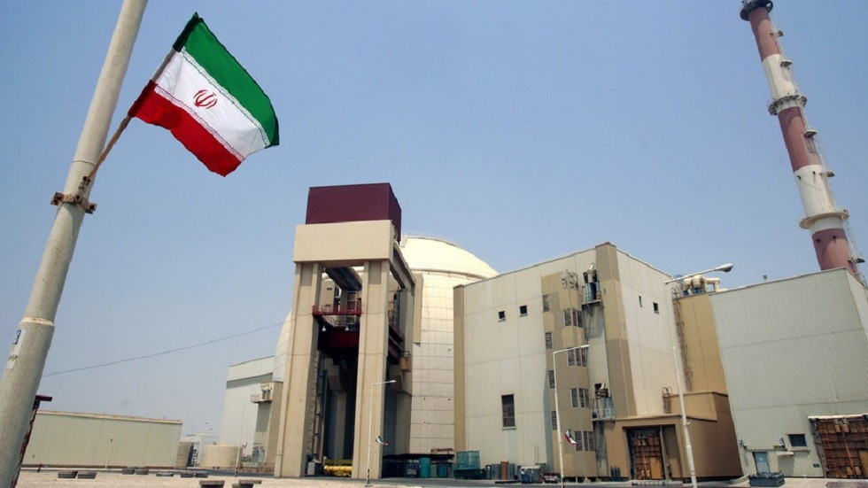 محطة بوشهر الإيرانية - أرشيف -