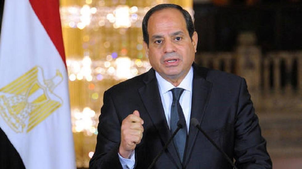 السيسي: مصر تدعم الاستقرار وإسكات البنادق في السودان