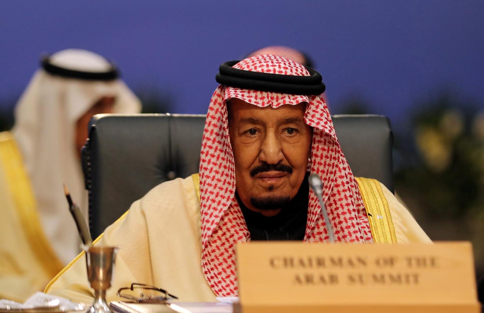 الرياض: تخريب محطتي ضخ النفط يستهدف السعودية والاقتصاد العالمي