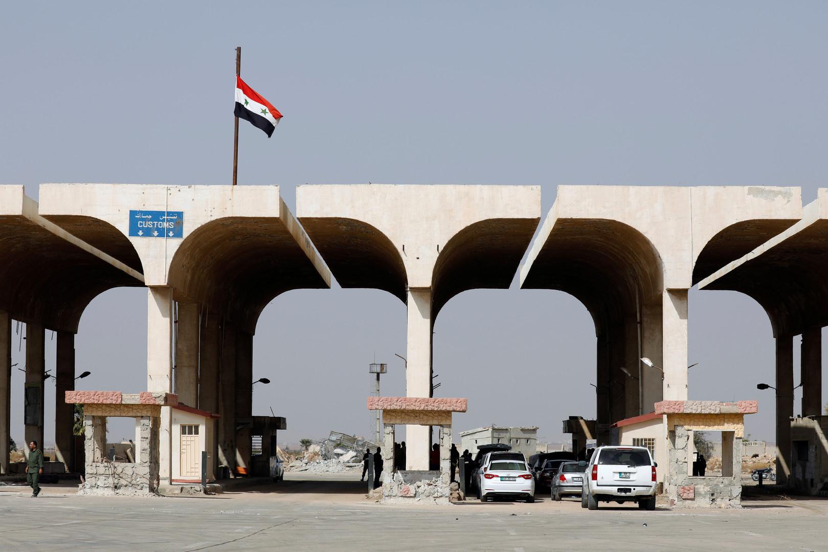 الأردن: حركة التصدير مع سوريا والعراق منعدمة