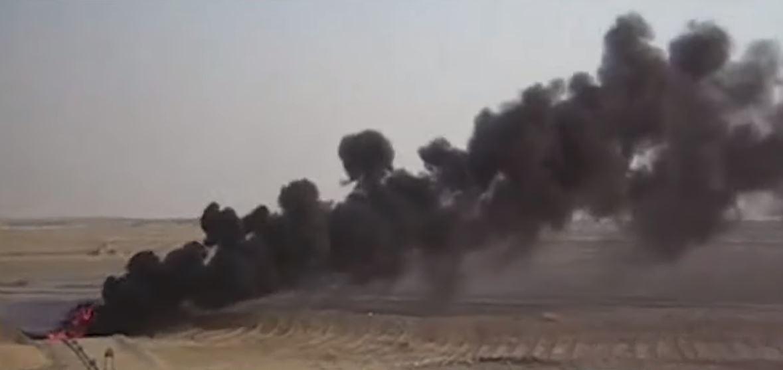 الرياض: الهجوم يستهدف إمدادات النفط