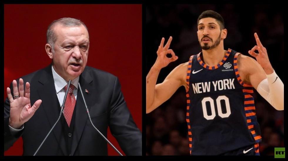 بسبب لاعب معارض لأردوغان.. نهائيالقسم الغربي لـ