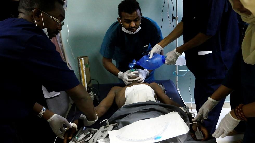 مراسلنا: إصابة 8 أشخاص جراء إطلاق نار في منطقة الاعتصام بالخرطوم