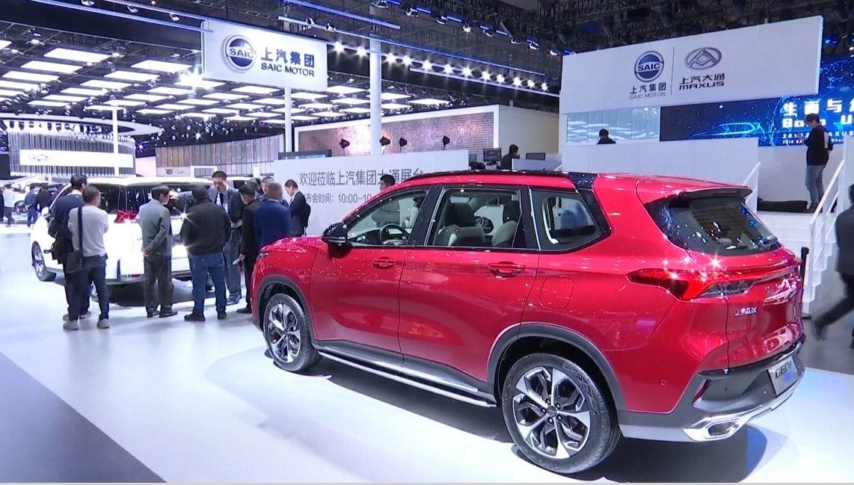 مستقبل صناعة السيارات في معرض شنغهاي