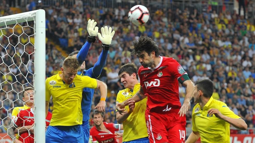 لوكوموتيف موسكو يبلغ نهائي كأس روسيا (فيديو)