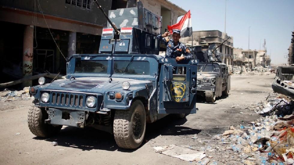القوات الأمنية في محافظة كركوك شمالي العراق