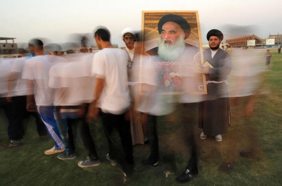 مصدر لـRT: لم يصدر أي موقف عن السيستاني بخصوص التوتر الأمريكي الإيراني