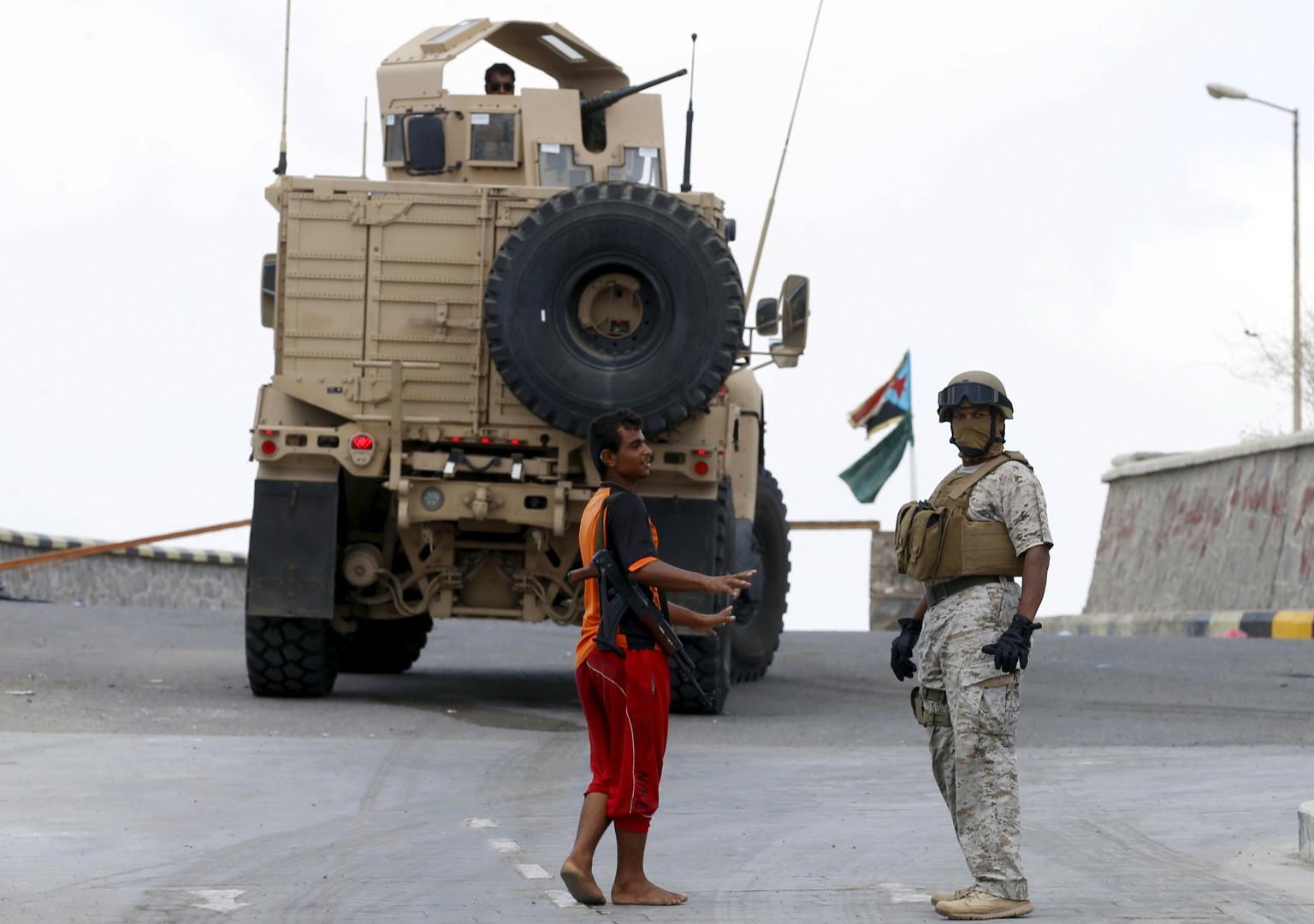 التحالف العربي يعتبر استهداف محطتي ضخ النفط في السعودية