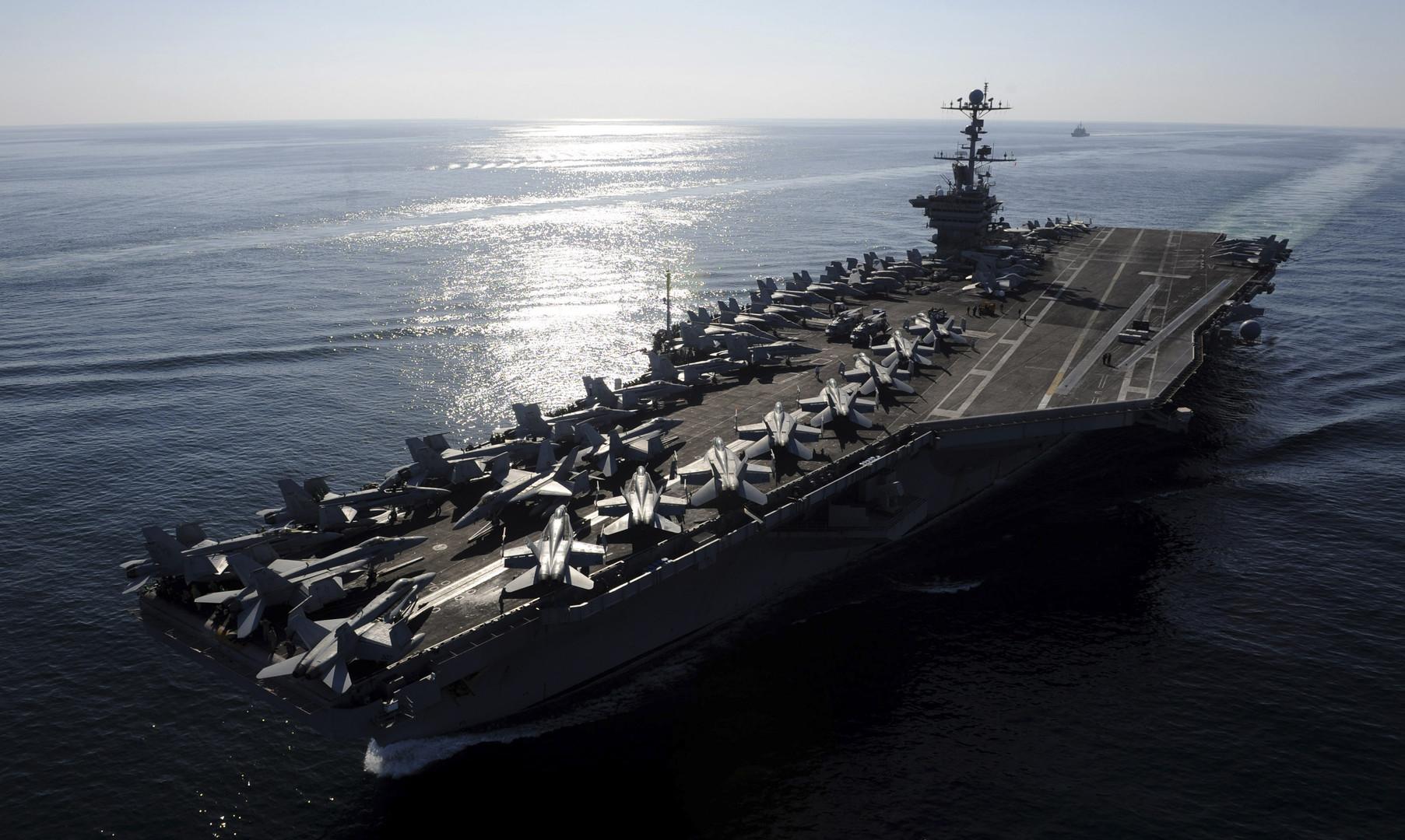 وكالة إيرانية: هكذا سيكون الرد العسكري الإيراني على عدوان أمريكي محتمل..(فيديو)