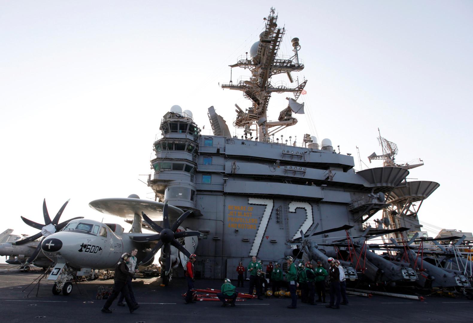 صور استخباراتية لصواريخ إيرانية تشعل حرب التكهنات في أمريكا