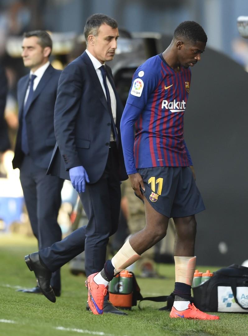 برشلونة يتلقى ضربتين موجعتين قبيل نهائي كأس ملك إسبانيا