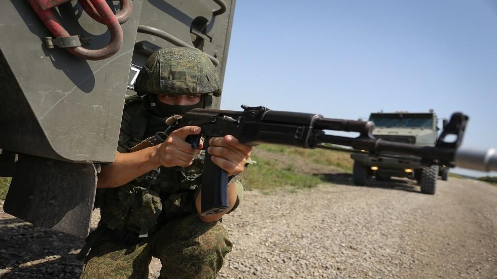 تصميم بندقية جديدة هجومية في روسيا