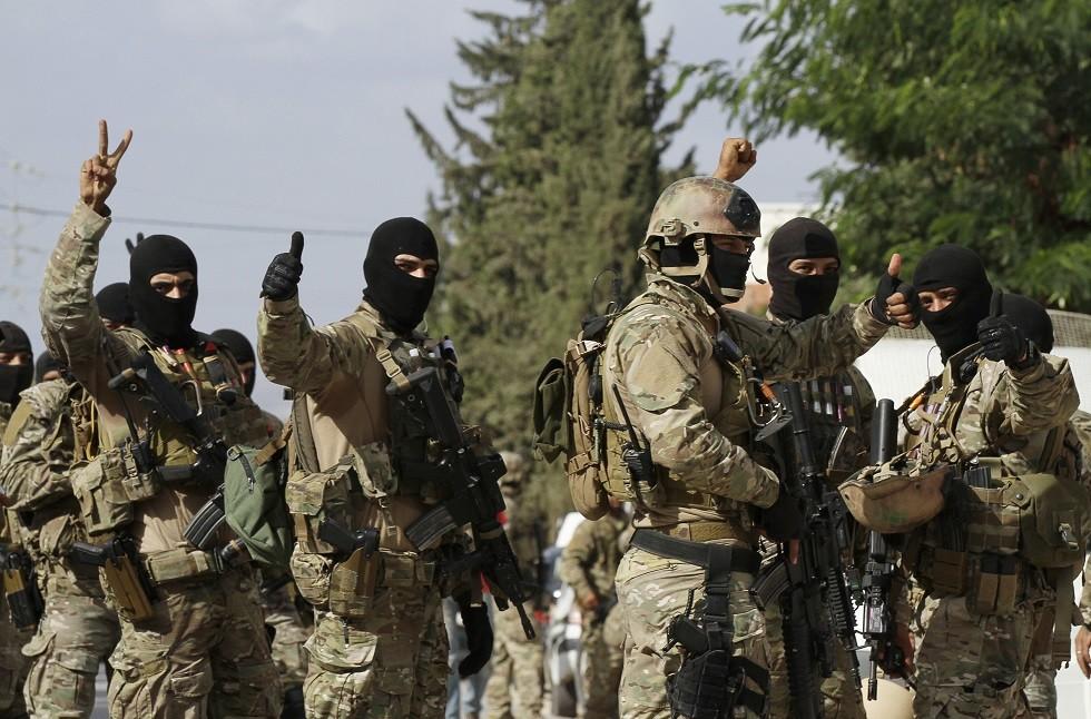 عناصر من القوات التونسية - أرشيف -