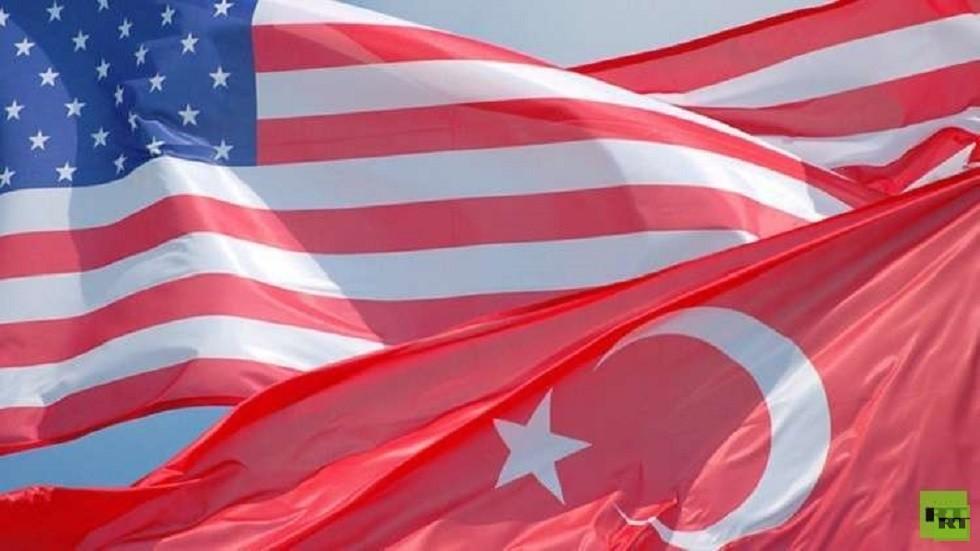 سفارة أنقرة بواشنطن: على الجميع احترام قرارات القضاء التركي