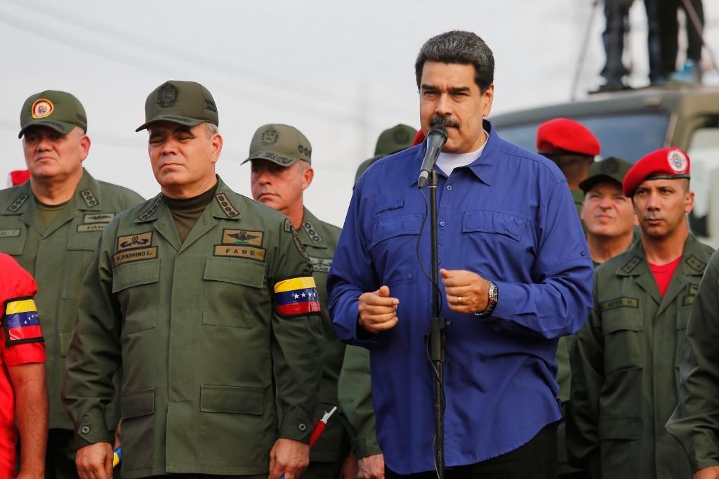 مادورو: المحادثات في النرويج تهدف إلى وضع