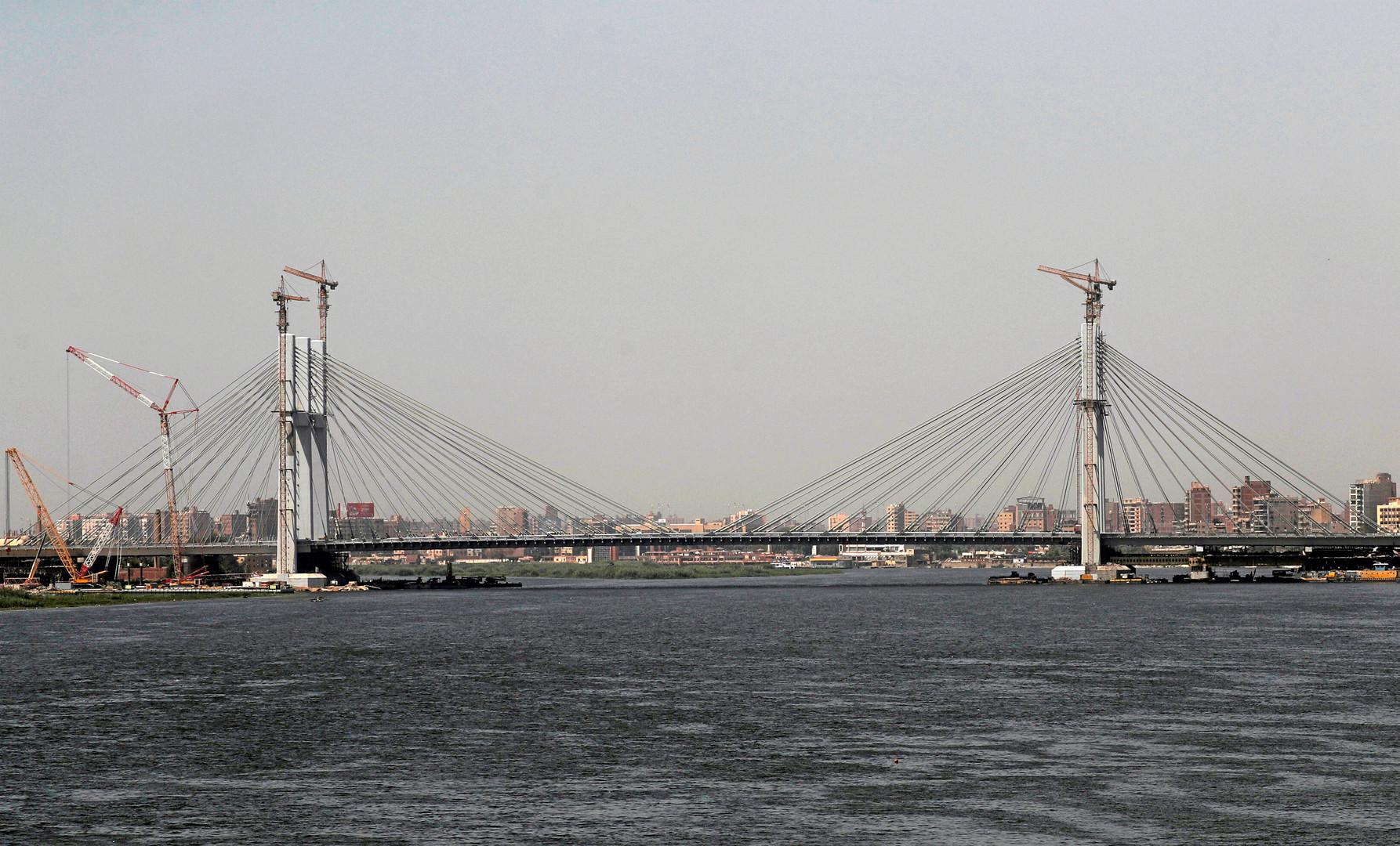 غينيس تعلن رسميا دخول مصر موسوعتها بأعرض جسر في العالم