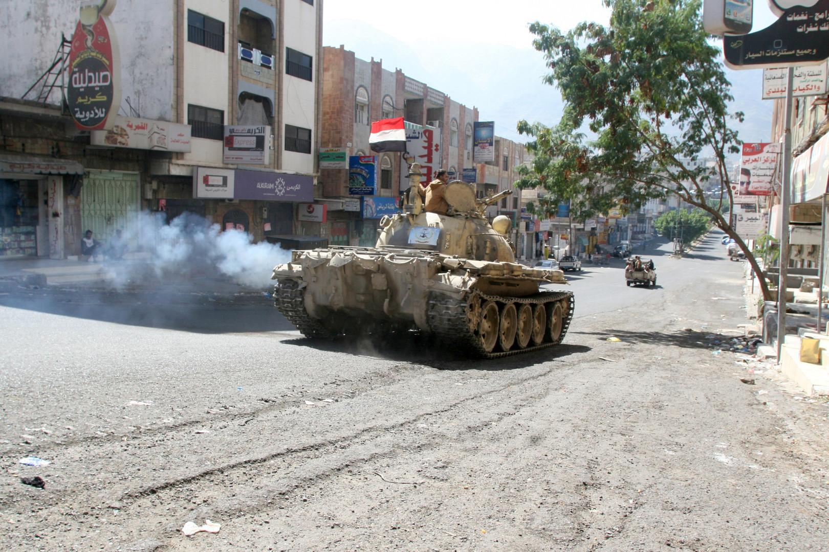 اليمن.. قوات هادي تعلن إحراز تقدم واستعادة منطقة استراتيجية من الحوثيين في الضالع