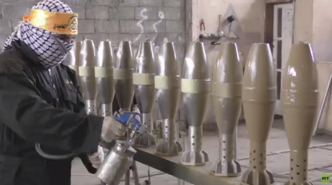 فصائل غزة.. وتطوير القدرات الصاروخية -