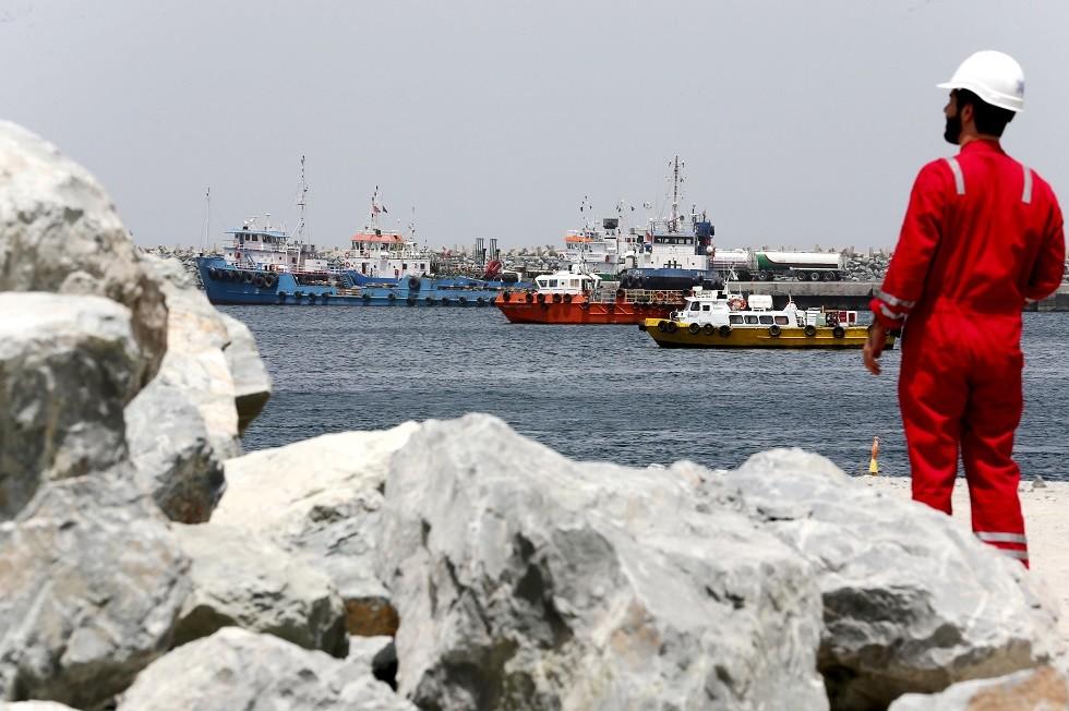 ميناء الفجيرة - أرشيف -