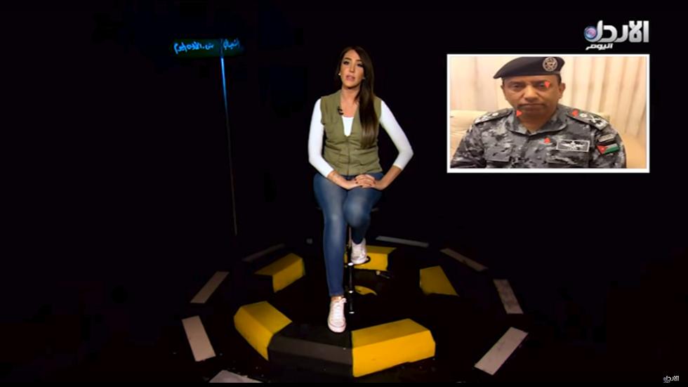 شاهد.. فيديو لافت تسبب باعتقال رنا الحموز