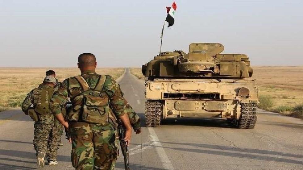 مصدر عسكري سوري: الأنباء عن استخدام الجيش السوري سلاحا كيميائيا في بلدة كباني كاذبة