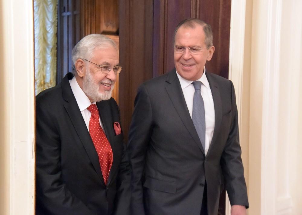 الخارجية الروسية: لافروف يلتقي نائب رئيس حكومة الوفاق الليبية ووزير خارجيتها الاثنين