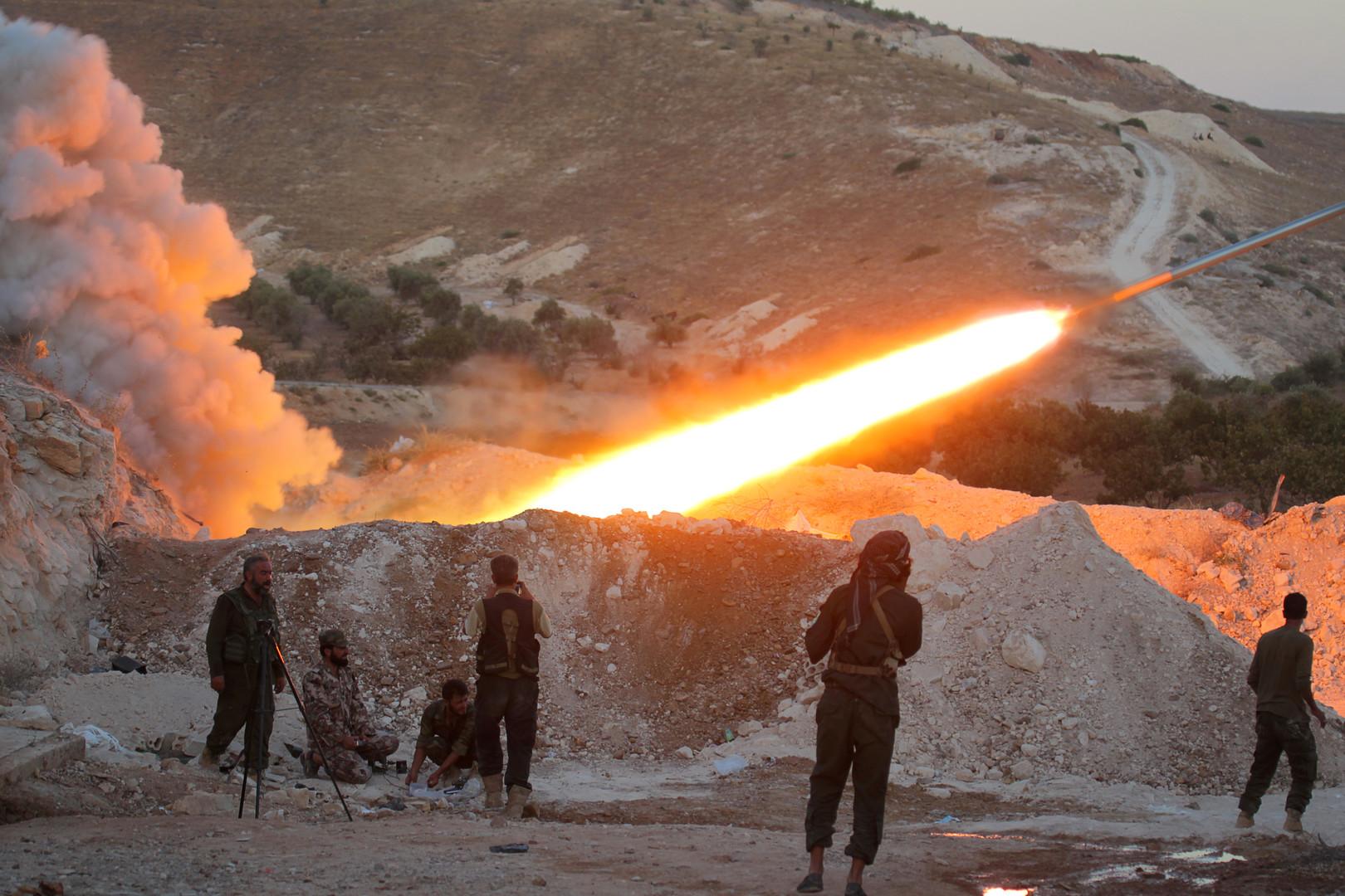 الدفاع الروسية: مقتل عسكريين سوريين اثنين بعمليات قصف نفذها مسلحون من إدلب