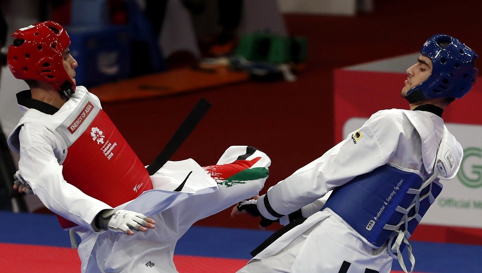 الأردن يحصد ميداليتين في بطولة العالم للتايكواندو