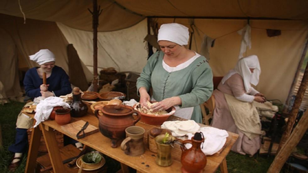 كشف سر النظام الغذائي في العصور الوسطى