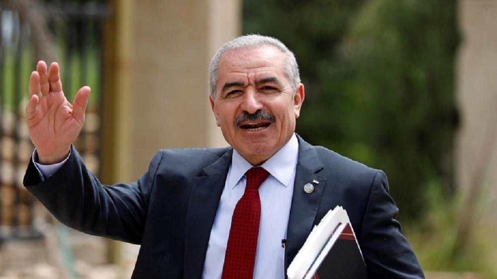 رئيس الحكومة الفلسطينية محمد اشتيه