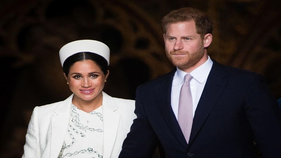 صور لم تُشاهد سابقا من زفاف هاري وميغان!