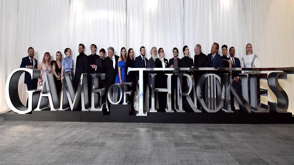 أبطال لعبة العروش