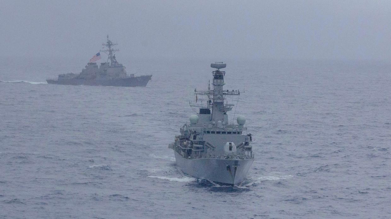 الصين تدعو أمريكا إلى وقف الاستفزاز في بحر الصين الجنوبي
