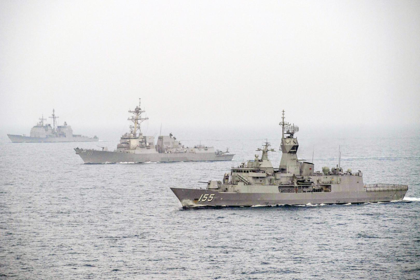 الشرق الأوسط يسير بسرعة نحو حرب عالمية ثالثة