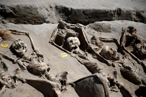 مواقع الدفن الأكثر ترويعا في العالم!
