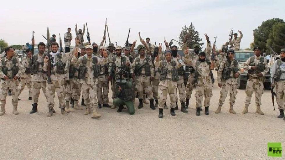 الجيش الليبي - أرشيف -