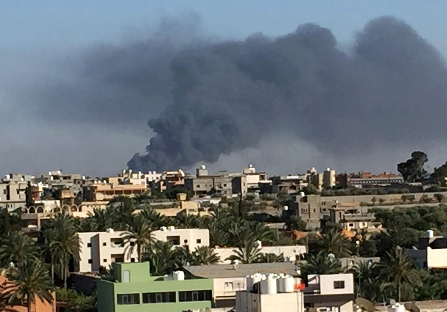 مياه النهر الصناعي تتدفق على طرابلس بعد انقطاعها!