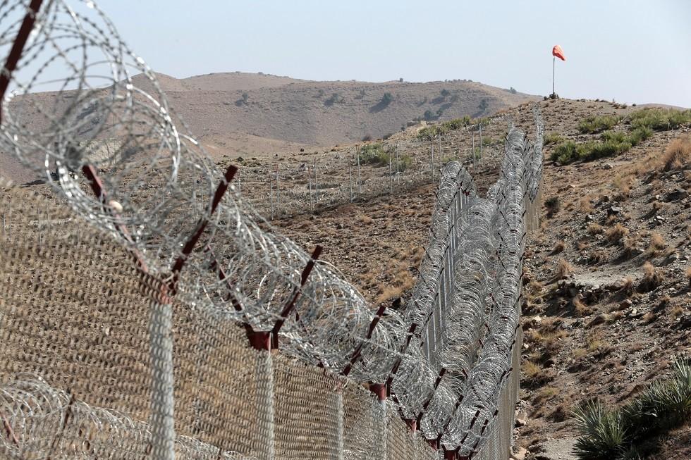 أرشيف - الحدود الأفغانية الباكستانية
