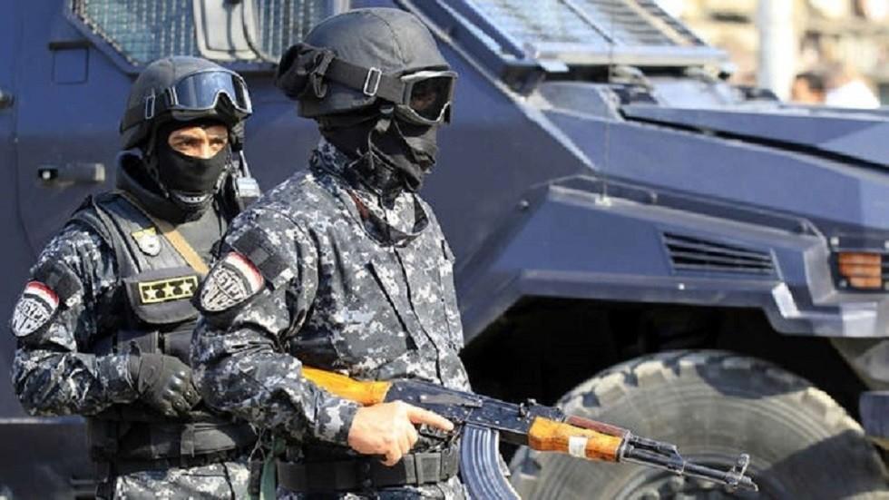 الأمن المصري يقتل 16 مسلحا كانوا يخططون لاستهداف شخصيات هامة