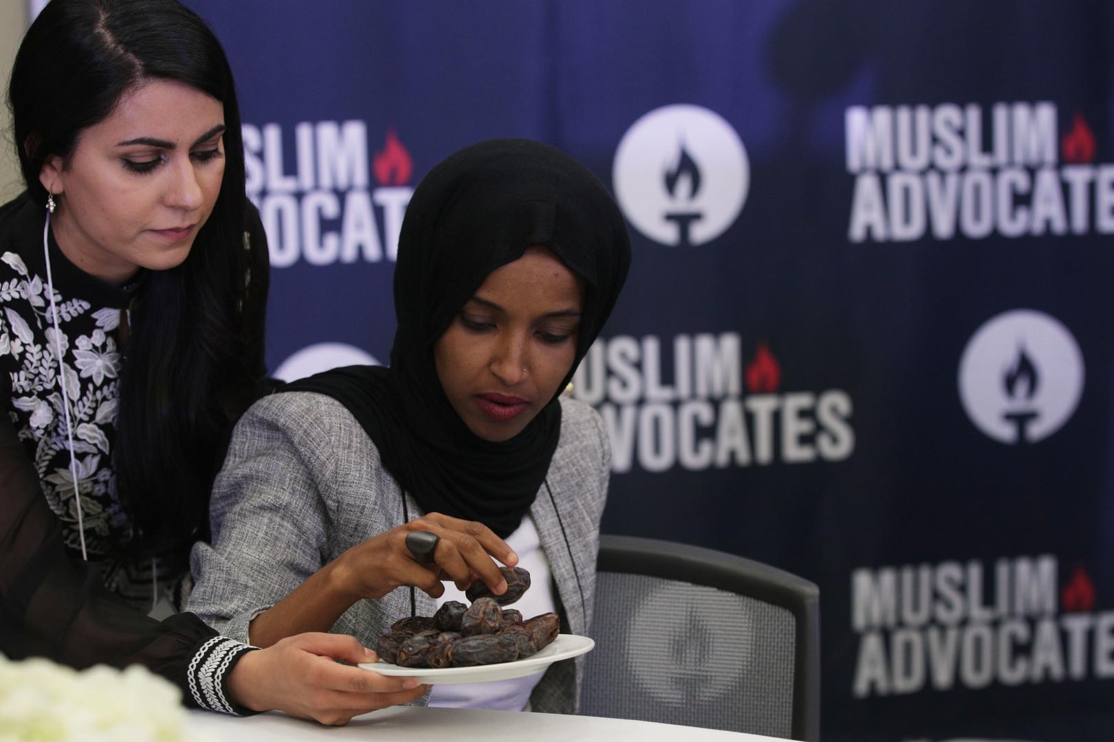 فعالية هي الأولى من نوعها.. مأدبة إفطار رمضانية في الكونغرس الأمريكي (صور)