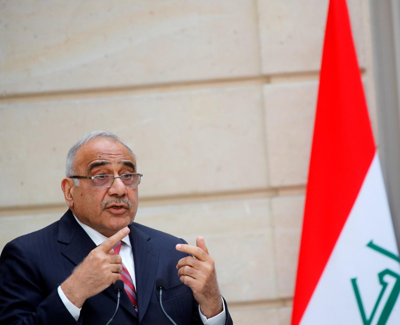 رئيس الوزراء العراقي، عادل عبد المهدي