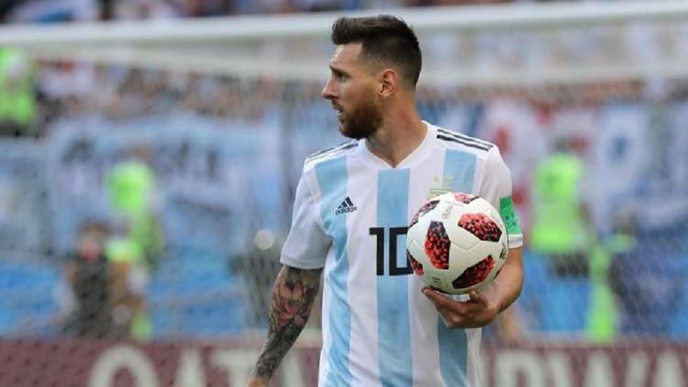 ميسي على رأس قائمة منتخب الأرجنتين استعدادا لكوبا أمريكا