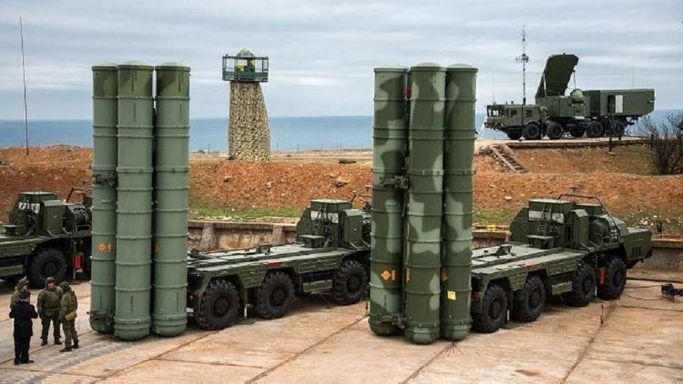 """منظومة """"إس - 400"""" الروسية للدفاع الجوي"""